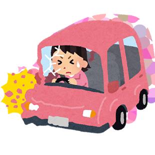 交通事故後の治療のイメージ