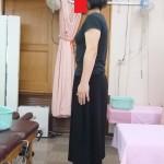 アラフォー女性猫背矯正